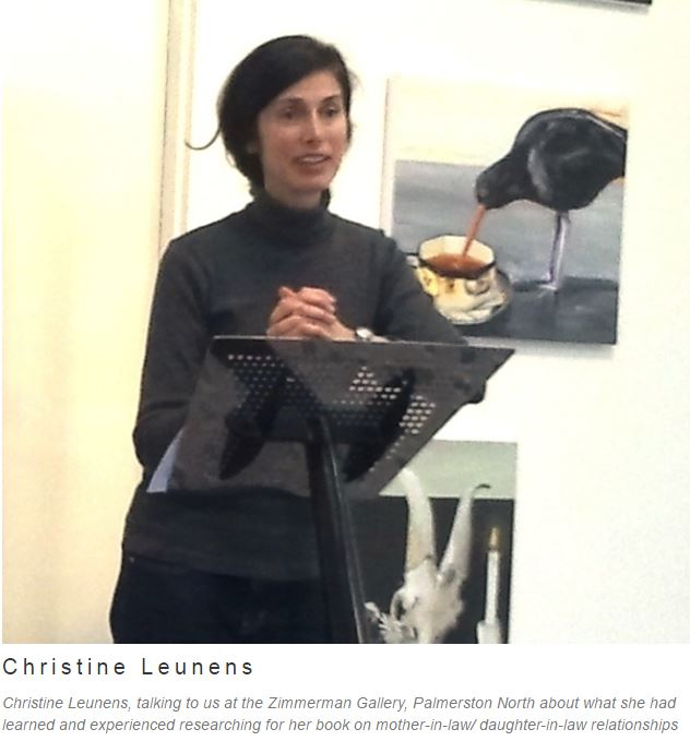 Gallery - Christine Leunens